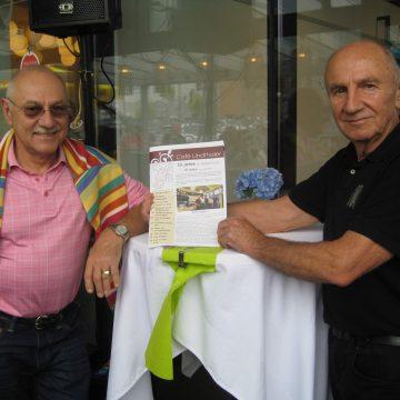 Bernd und Michel Lindthaler